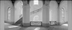 Jan Blažej Santini-Aichel: Ambit in Convent  (1997). Photographer: Daniel Šperl