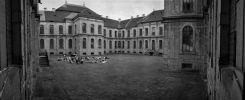 the courtyard (1998)Photographer: Daniel Šperl
