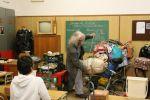 Škola šmelcování Jedinečného Svatopěstitelského Družstva (JSD) ve Strašnické škole na festivalu 4+4 dny v pohybu 2020