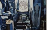 Blue Office of the Hygistic Chapel. 2006 (7)-modrosluzebna_hygisticka_kaple._2006_7.jpg
