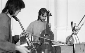 Irena a Vojtěch Havlovi: Portrait — koncert (1995). Photographer: Daniel Šperl