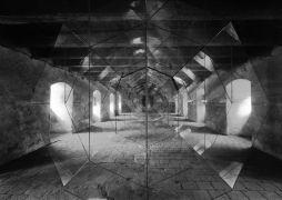 Jan Ambrůz:  Peephole (for J. K.) — Granary (1994). Photographer: Daniel Šperl