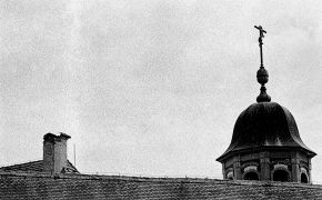 Jan Blažej Santini-Aichel: the cross with snake (1995)Photographer: Daniel Šperl