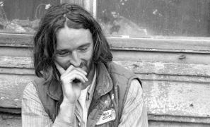 John Reardon: Portrét (1995). Fotograf: Daniel Šperl