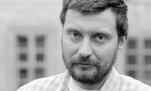 Martin Zet: Martin Zet — Portrait (1995). Photographer: Daniel Šperl