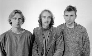 Jaroslav Kořán, Michal Kořán, Marek Šebelka: Orloj snivců — Orloj snivců (1994). Photographer: Daniel Šperl