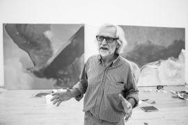 Jan Merta: Portrait (1997). Photographer: archive GHMP, Prague
