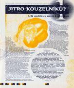 Hedvika Moravcová: Jitro kouzelníků - brožura (1997). Photographer: archiv