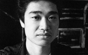 Hyroyoku Shimizu: portrait (1993). Photographer: Daniel Šperl