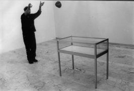 Jimmie Durham:  (1995)Fotograf: archive