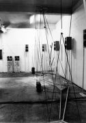 Ad van Buuren: Dynamic Panoramaphon — sound installation (1992). Photographer: Iris Honderdos