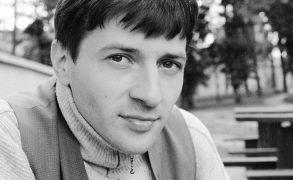 Ademir  Arapović: Portrait (1993). Photographer: Daniel Šperl
