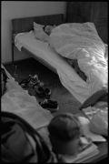 Alan Pavio: Sleeping (1995). Photographer: Dan Šperl