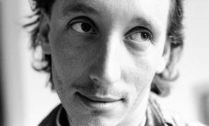 Aleš Muller: Portrait (1993). Photographer: Daniel Šperl