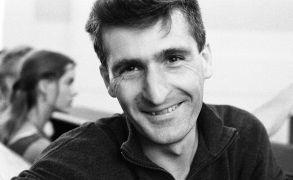 Alexander Fischer: Portrait (1993). Photographer: Daniel Šperl