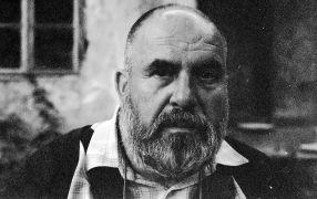 Balduin Romberg: Portrait (1993). Photographer: Daniel Šperl