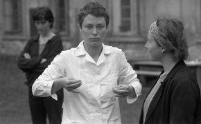 Barbara de Groot:  (1999)Photographer: daniel  šperl