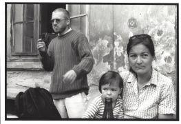 Jószef Bartha:  (1999)Photographer: Gert de Ruijter