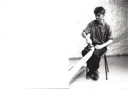 Pierre Berthet:  (1992)Fotograf: Maria Blondeel