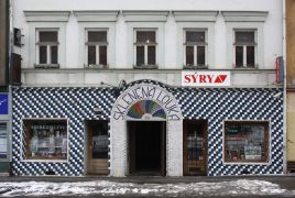 David Šubík/Zdenek Plachý: Skleněná louka (1998). Photographer: Autor: Michal Klajban – Vlastní dílo, CC BY 3.0,