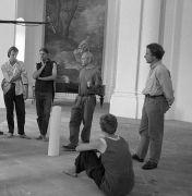 Martin Buchner, Miloš Šejn, Frank van de Ven:  (1997)Photographer: Daniel Šperl