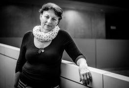 Irena Bukačová:  (2018)Photographer: Vojtěch Havlík