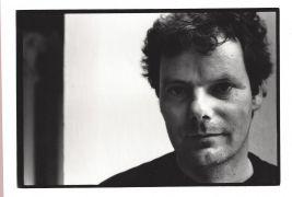 Ad van Buuren:  (1992)Photographer: Iris Honderdos
