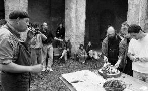 Cees Gunsing: Celebration (1993). Photographer: Daniel Šperl