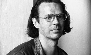 Christof Schläger: Portrait (1993). Photographer: Daniel Šperl