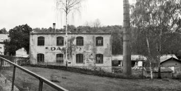 The Dalibor building in Zákolany