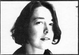 Maria Evelein: Portrait (1992). Photographer: Iris Honderdos