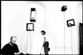 Luboš Dalmador Fidler, Oldřich Janota:  (1992)Fotograf: Iris Honderdos