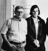 Anton Haakman: Anton Haakman and Henri van Zanten (1993)Photographer: Gert de Ruijter