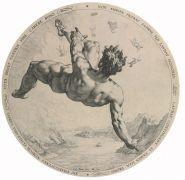 Hendrick Golzius: Icarus (1993)
