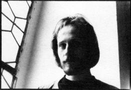 Tomáš Hlavina: Portrait (1992). Photographer: Iris Honderdos
