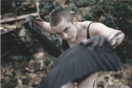 Ivana Teršová:  (1998)Fotograf: Bri Hurley