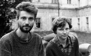 Igor Hlavinka, Petr Nikl: Portrait (1993). Photographer: Daniel Šperl