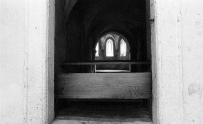 Jan Svoboda: Waiting for the Light (1993). Photographer: Daniel Šperl