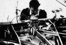 Peter Graham / Jaroslav Šťastný: Piano Pieces for Plasy (1993). Photographer: Daniel Šperl