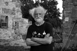 Jindřich Štreit:  (1998)Photographer: Jiří Janda