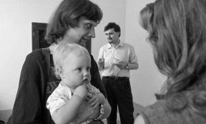 Jiří Zemánek: Plasy, 1995. Photographer: Daniel Šperl