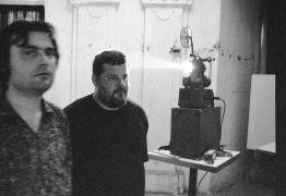Martin Klapper, Raymond Strid: Portrait (1995)Photographer: Daniel Šperl