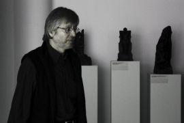 Ladislav Čarný: Portrait (1994). Photographer: archiv autora