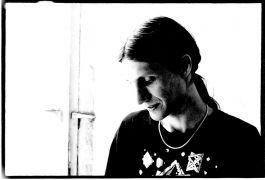 Martin Janíček: Portrait (1992). Photographer: Iris Honderdos