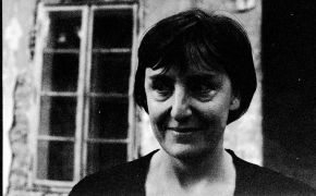 Mathilde Cuijpers: Portrait (1993). Photographer: Daniel Šperl