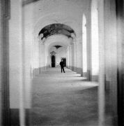 Michal Bouzek: View behind all corners (1993). Photographer: author´s archive