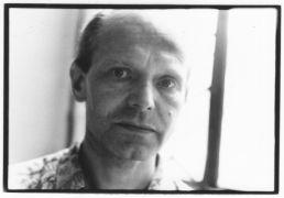 Miloš Šejn: Portrait (1992). Photographer: Iris Honderdos