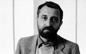 Mojmír Horyna: Portrait (1993). Photographer: Daniel Šperl