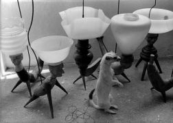 Petr Nikl: Lampsbirds (1993). Photographer: Gert de Ruiter