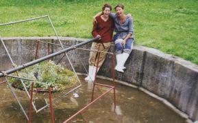 Barbara Benish, Carolanne Patterson:  (1998)Photographer: barbara benish